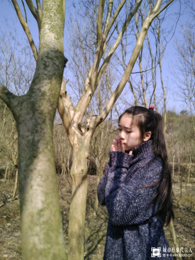 爱笑的妮妮,树林里的童年回忆[王玲妮]